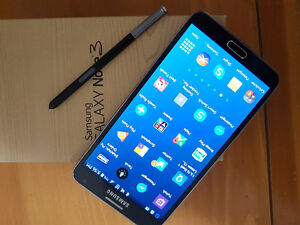 Mint like new Samsung note3