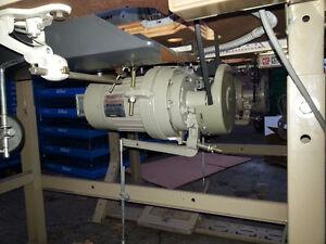 Sewing Machines  (Juki LU563 - LU563N) Windsor Region Ontario image 4