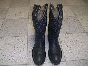 Oil Resistance CSA Approved Steel Toe Cow Boy Boots
