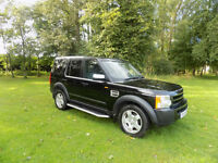 2005 54 reg Land Rover Discovery 3 2.7TD V6 auto S netherton cars
