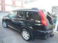 Nissan X-Trail Avent T2 Auto 150 (black) 2007
