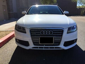 2012 Audi A4 2.0T Premium Quattro Sedan, AWD, No Accident, Mint