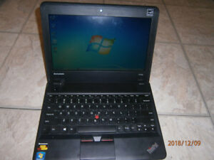 LENOVO X131E NETBOOK-WEBCAM-2 GB RAM-1.70 GHZ-160 HDD