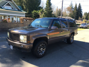 1997 Supercharged Chevrolet Suburban 1500