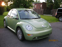 2003 Volkswagen Beetle-Classic tane Coupé 514 386 6973