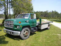 1991 Ford F-600