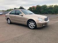 Immaculate 2004 Mercedes-Benz C220 2.1 CDI Elegance SE - FULL SERVICE HISTORY