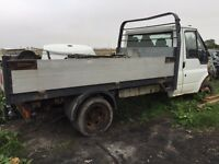 Transit 2.4 gearbox and rear axle