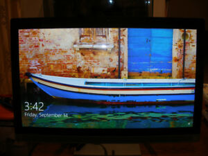 "HP Pavilion 27"" All-in-One PC Silver Intel Core i7-7700T 2.9GHz,"