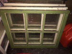 5 Antique windows Peterborough Peterborough Area image 1