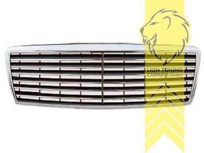 Sportgrill Kühlergrill für Mercedes Benz S-Klasse W140 Limousine SE SEL S-Klasse