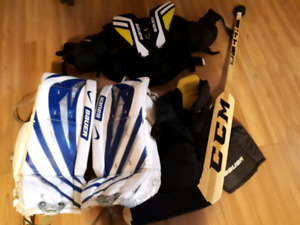 Youth Goalie Gear
