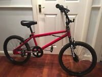 BMX Bike, Very Good, Clean, Fully Working, Ideal Xmas Present