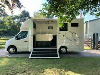 Renault Master / Vauxhall Movano ****Horsebox****Showmans Edition****
