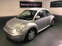2001 Volkswagen Beetle 2.0 auto 2001MY rare automatic,low mileage