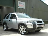 Land Rover Freelander 1.8 XEi Special Edition Hard Top 3dr