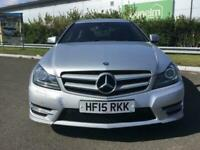 2015 Mercedes-Benz C250 CDI AMG SPORT EDITION PREMIUM USED CARS Auto Coupe Diese