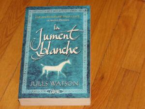 JULES  WATSON # LA JUMENT BLANCHE  tome 1/