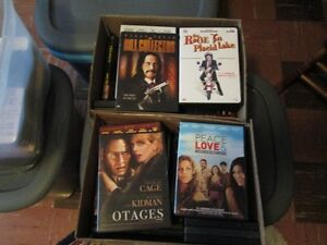 36+ DVDS FOR $10.00