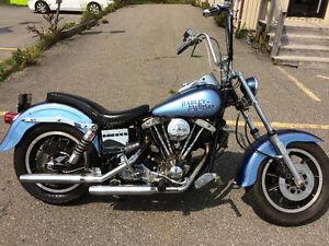 Harley Davidson Shovel Head