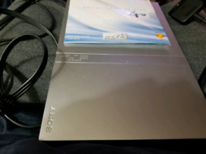 Playstation 2...silver