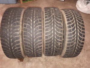 Winter Tires and Rims 195 65/R15