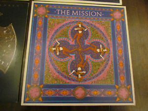 The Mission Vinyl LPs- Four in Total- All Excellent Peterborough Peterborough Area image 2