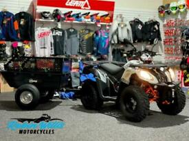STOMP KAYO BULL 200 - FARM QUAD - TOW BAR - TRAILER - ROBIN WILLIS MOTORCYCLES