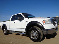2006 Ford F-150 XLT EXTCAB 4X4-5.4L V8 TRITON--GOOD TO GO