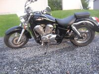 1999 Honda Shadow 750 With New Tires