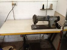 Industrial sewing machine and over locker Worongary Gold Coast City Preview