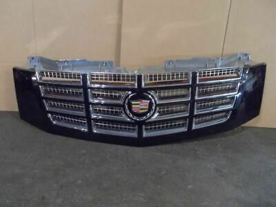 2007 - 2013 CADILLAC ESCALADE FRONT UPPER GRILLE COMPLETE 20824253  25778728