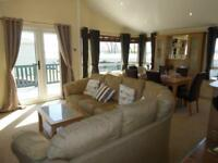 Large high specification lodge for sale at Nodes Point nr Bembridge Isle of Wigh
