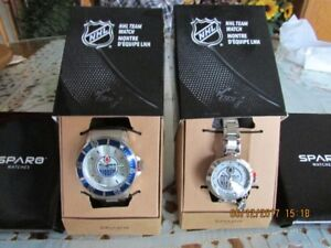 His  and Hers Oilers Watches