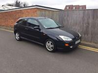 1999 Ford Focus 1.8 LHD LEFT HAND DRIVE 5dr ONLY 91K