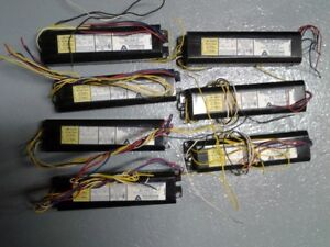 F-40T12  Electronic ballasts