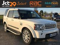 2009 59 LAND ROVER DISCOVERY 3.0 4 TDV6 HSE 5D AUTO 245 BHP DIESEL