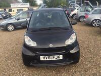 2011 Smart Fortwo 0.8 CDI Pulse Softouch 2dr