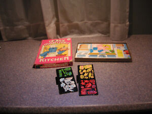 Vintage Sesame Street Games Kitchener / Waterloo Kitchener Area image 2
