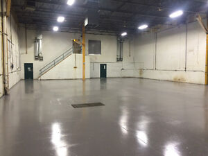 SOUTH Side and Nisku Industrial Space for Lease