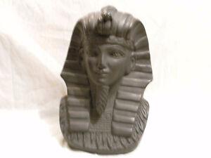 Buste, statue,bibelot, d'un pharaon