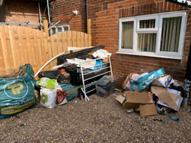 Garden clearance Rubbish removal General waste Anyjunk demolition