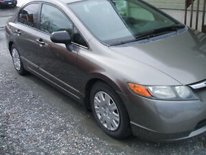 2007 Honda Civic DX Berline