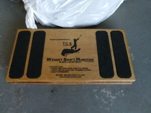 MINT Weight Shift Monitor Evershed Golf Swing Trainer Assistant