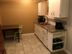 Available March 1st, Separate Entrance Furnished Suite