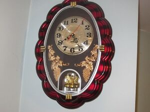 Chinese Style Hanging Clock