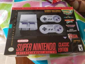 Super NES mini System