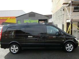RARE EXTRA LONG Mercedes-Benz Vito Traveliner 2.1CDi 8 seater (51)