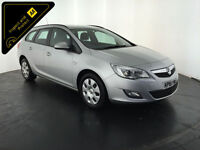 2012 VAUXHALL ASTRA EXCLUSIV CDTI ESTATE 1 OWNER SERVICE HISTORY FINANCE PX