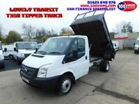 FORD TRANSIT 2.2TDCi 100PS RWD T350 WITH ECO START/STOP MODE